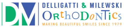 DelliGatti and Milewski Orthodontic Group Logo